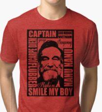 Robin williams tribute  Tri-blend T-Shirt