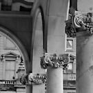 Pillars, Cliveden Manor by Astrid Ewing Photography