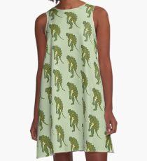 Mantle A-Line Dress