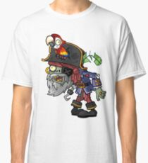 PLANTS VS ZOMBIES PRATES Classic T-Shirt