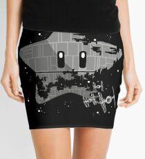 Super Death Star Mini Skirt