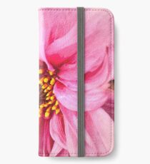 Painted Lady iPhone Wallet/Case/Skin