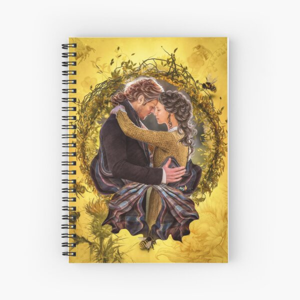 Tell the bees that I'm here Spiral Notebook