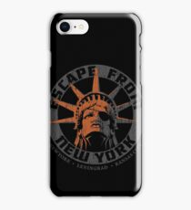 Escape from New York Snake Plissken iPhone Case/Skin