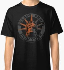 Escape from New York Snake Plissken Classic T-Shirt