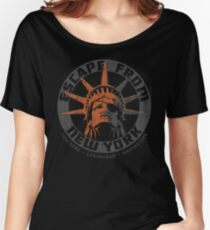 Escape from New York Snake Plissken Women's Relaxed Fit T-Shirt