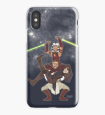 Obi Juan needs some ho iPhone Case