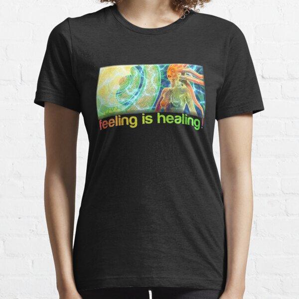 feeling is healing! (ureka.org) Essential T-Shirt