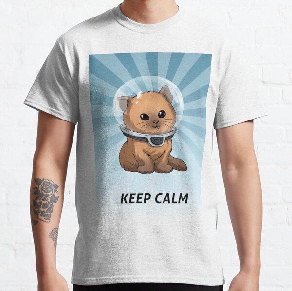 Keep Calm Kitty Classic T-Shirt