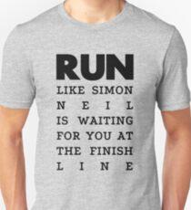 RUN - Simon Neil  T-Shirt