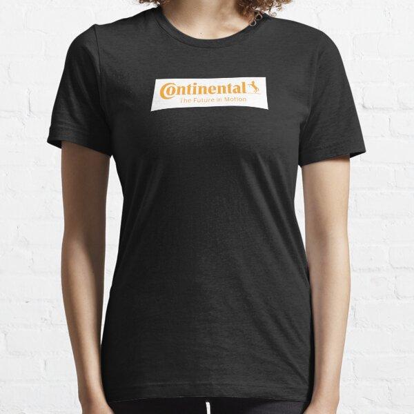 AUTOCOLLANT PNEU CONTINENTAL T-shirt essentiel