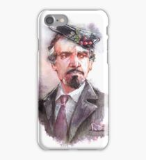 Delgado!Master and Missy's hat iPhone Case/Skin