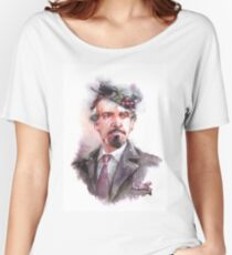 Delgado!Master and Missy's hat Women's Relaxed Fit T-Shirt