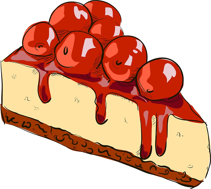 Flat Cake Clipart