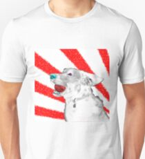 Snow Dog (Japan?) Unisex T-Shirt