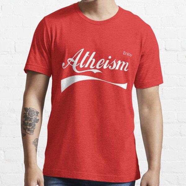 Enjoy Atheism Essential T-Shirt