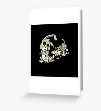 Cute Dead Things Vol2 Greeting Card