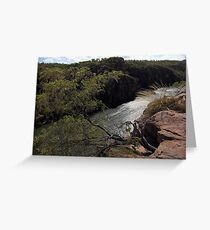 Katherine Gorge - Northern Territory, Australia Greeting Card
