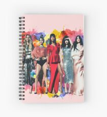 Cuaderno de espiral 7/27 ¡Splash!