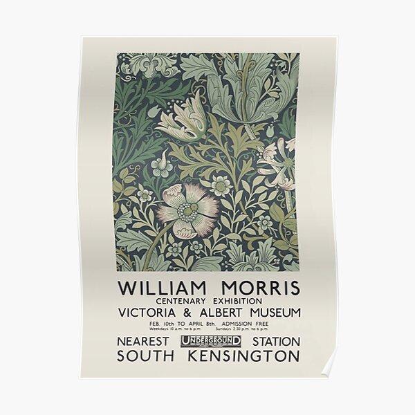 William Morris Poster