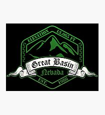 Great Basin National Park, Nevada Photographic Print