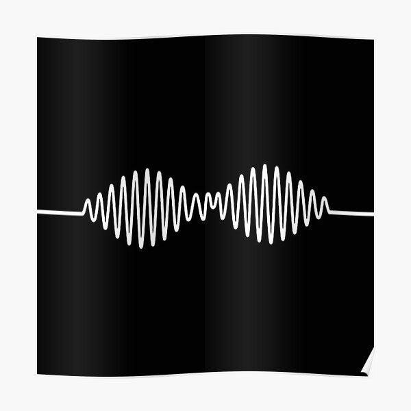 Two wave double Poster