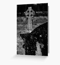 Celtic Cross 3 Greeting Card