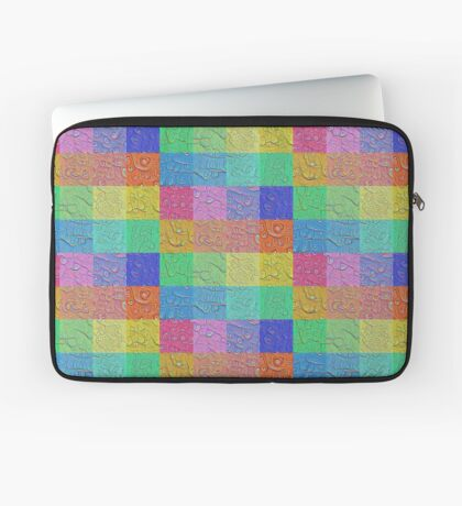 Deep Dreaming of a Color World Laptop Sleeve