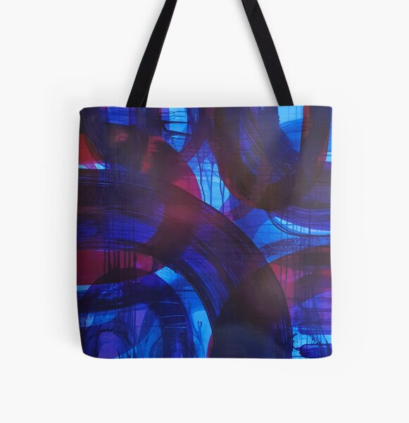 Beautiful Life Right Now All Over Print Tote Bag