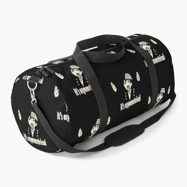 Death the Kid Asymmetrical  Duffle Bag