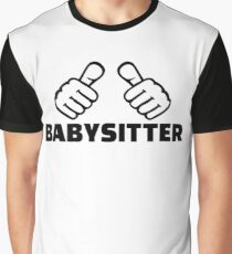 Babysitter Graphic T-Shirt