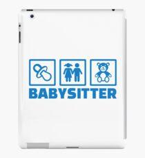 Babysitter iPad Case/Skin