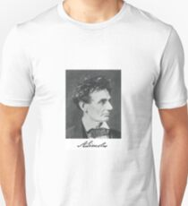 Wild Haired Abraham Lincoln T-Shirt