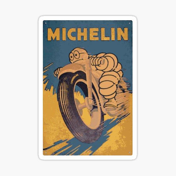 T-shirt Greats Vintage Design par Michelin Sticker