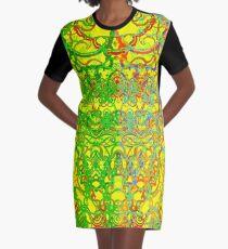 Midnight Zephyr 5 Graphic T-Shirt Dress