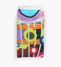 The most desigual ugly abstract art in the world Duvet Cover
