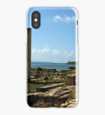 SARDEGNA - THARROS iPhone Case/Skin