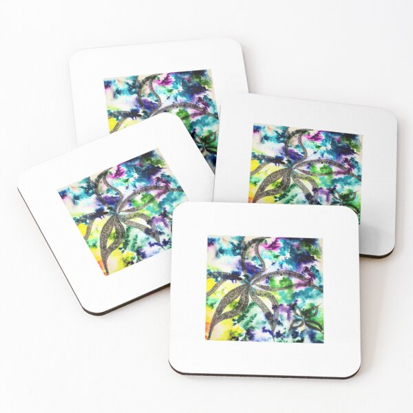 Dyeng Coasters (Set of 4)