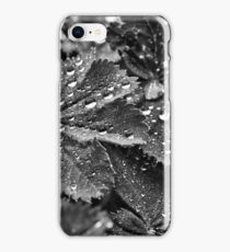 Water beads iPhone Case/Skin