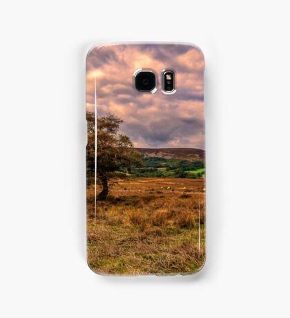 North Yorks Moors Samsung Galaxy Case/Skin