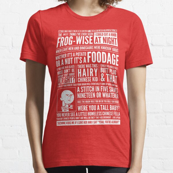 Bald Mank Essential T-Shirt