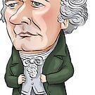 Alexander Hamilton by MacKaycartoons
