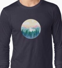 Protector of the pines  Long Sleeve T-Shirt