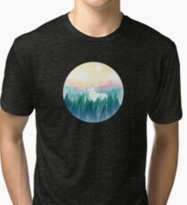 Protector of the pines  Tri-blend T-Shirt