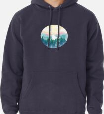 Protector of the pines  Pullover Hoodie