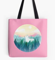 Protector of the pines  Tote Bag