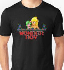 WONDER BOY - SEGA CLASSIC GAME Unisex T-Shirt