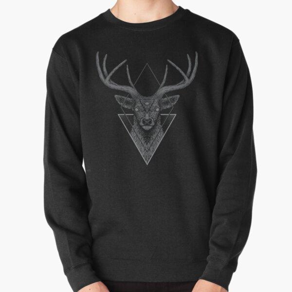 Dark Deer Pullover Sweatshirt