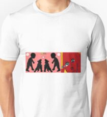 selfmedicating the persistence of the mundane and the banal 1 Unisex T-Shirt