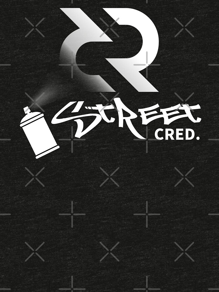 Street Cred ™ v1 'Design timestamped by https://timestamp.decred.org/' by OfficialCryptos